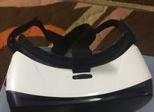نضارة سامسونج اصلي 3D نوع Gear VR للبيع استخدام قليل