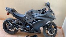 Used Kawasaki motorbike available in Al Riyadh