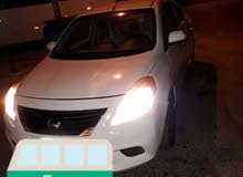 Nissan Sunny 2014 For sale - White color