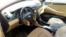 Automatic White Hyundai 2014 for sale