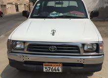 Toyota hilux 2001 pick up