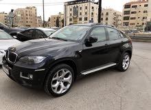 BMW X6 car for sale 2013 in Amman city