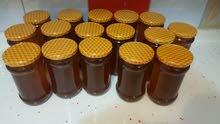 عسل طبيعي 100% على الفحص