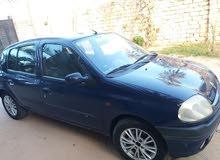 سيارة رينو كليو مديل 2003 بحاله جيدة