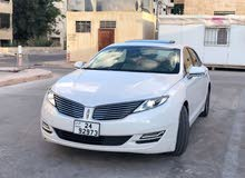 Lincoln MKZ 2015 For sale - White color