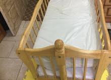 سرير اطفال / 2مرتبة