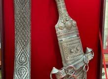 خناجر صياغة عمانية.