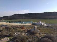 ارض سكنية للبيع مقابل كازية السلام