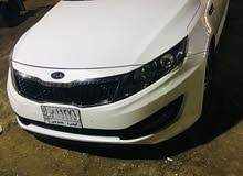 Gasoline Fuel/Power   Kia Optima 2013