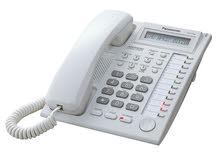 تليفونات باناسونيك بحالة جيدة للبيع