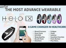 Toshiba medical bracelet and smartwatch