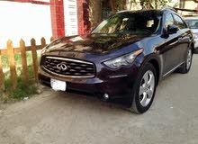 Infiniti FX37 car for sale 2010 in Baghdad city