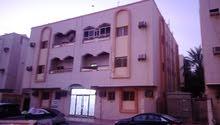 شقة غرفتن للايجار بحي البوادى كود 17