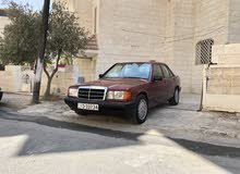 مرسيدس 190 موديل 1989 للبيع كاش فقط