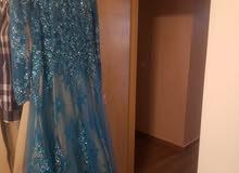 فستان سهرة او خطبة