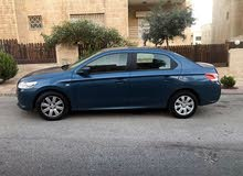 Renting Peugeot cars, 301 2015 for rent in Amman city