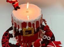 كيكات الكريسماس المميزه بأشكال خرافيه وجميله سارعو للحجز لأحياء ليلة راس السنه