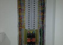 تأسيس وتشطيب جميع أعمال الكهرباء0543781522