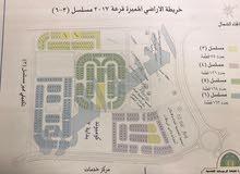 ارض للبيع بالاسكان المميز 2017 بحدائق 6 أكتوبر