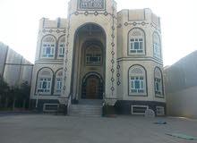 فله للايجار بدروم ودورين عملاقه وضخمه في صنعاء