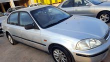 Honda Civic car for sale 1999 in Amman city