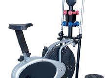 عجلة رياضية اوربتراك مع توست جهاز رياضي متكامل