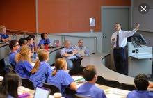 تدريس دورات منهجية في التخصصات الطبية