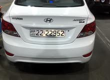 Hyundai Accent car for sale 2013 in Irbid city