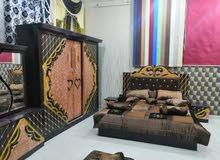 غرفه نوم ماليزي جاهز وتفصيل حسب الطلب
