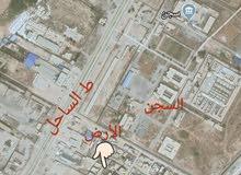 أرض علي شارعين في مثلث الكويفية البيع مستعجل