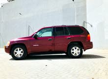 Maroon GMC Envoy 2004 for sale