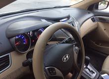 هونداي الينترا 2012سيارة دار