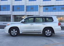 Gasoline Fuel/Power   Toyota Land Cruiser 2014