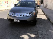 Grey Nissan Murano 2005 for sale