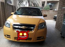 For sale Chevrolet Aveo car in Baghdad