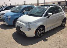 متوفر عدة سيارات فيات 500e كهرباء بأسعار منافسه