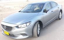 Mazda 6 2014 For sale - Grey color
