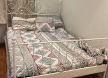 سرير ايكيا استخدام ثلاث شهور