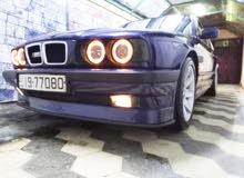 For sale BMW 520 car in Zarqa