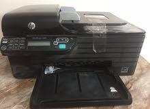 طابعة فاكس واسكنر HP officejet4500 للبيع