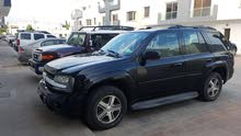 Chevrolet Trailblazer,  Expatriate leaving