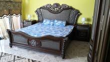 للايجار غرفة نوم فاخرة مع بلكولة خاصة في شقة نظيفة جدا