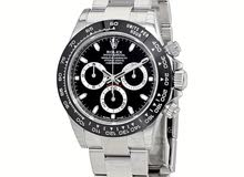 Rolex cosmograph daytona black dial oyster men watch 116500