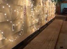 مصابيح للايجار مع التركيب للاعراس والحفلات قابل للتفاوض