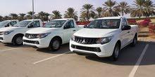 0 km Mitsubishi Pickup 2018 for sale