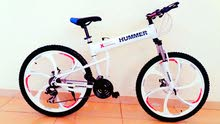 full alloy HUMMER bicycle