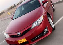 Red Toyota Camry 2012 for sale