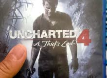 uncharted 4 //// ps4 انشارتد 4