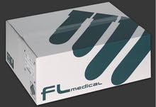 كونتينار Urin30ml/100ml  / stol 30ml شركة Fl إيطالية