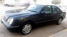 Mercedes Benz E 320 car is available for sale, the car is in Used condition